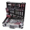 Test Coffre à outils Kraftwerk Junior 197 pièces