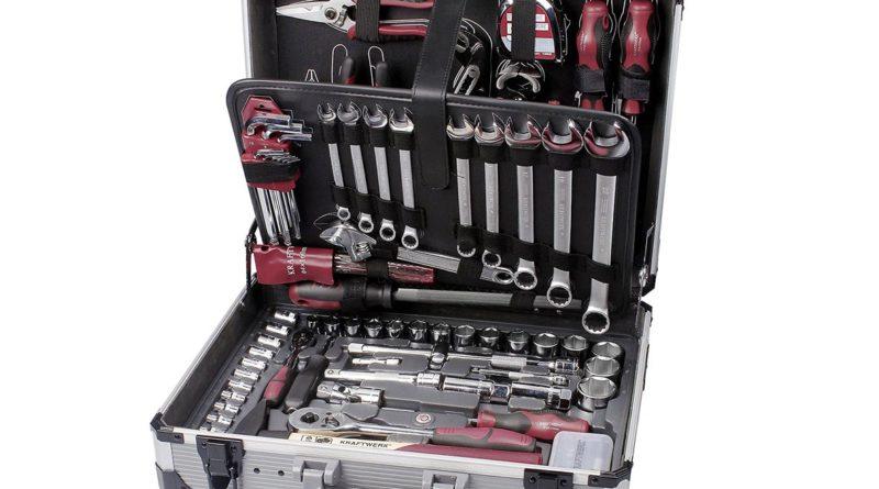 coffre à outils complet kraftwerk