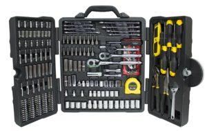 coffret à outils stanley